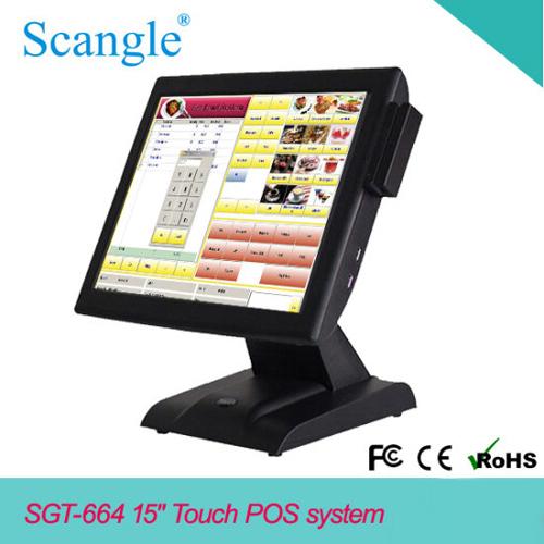 POS Scangle SGT-664, Scangle 664