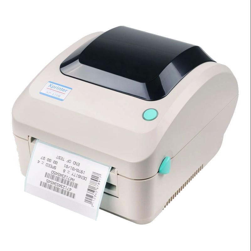 Máy in mã vạch Xprinter XP-470B 3